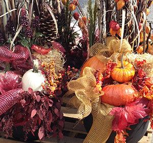 Fall Harvest Arrangements