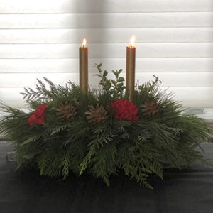 Christmas / Holiday Centrepieces